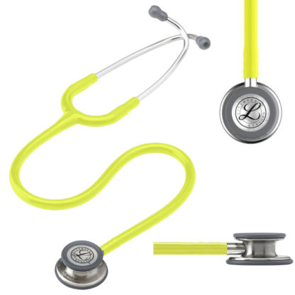 Fonendoscopio Littmann Classic III LEMON LIME 5839