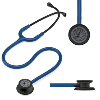 Fonendoscopio Littmann Classic III Navy Black Finish Navy Black Finish 5867