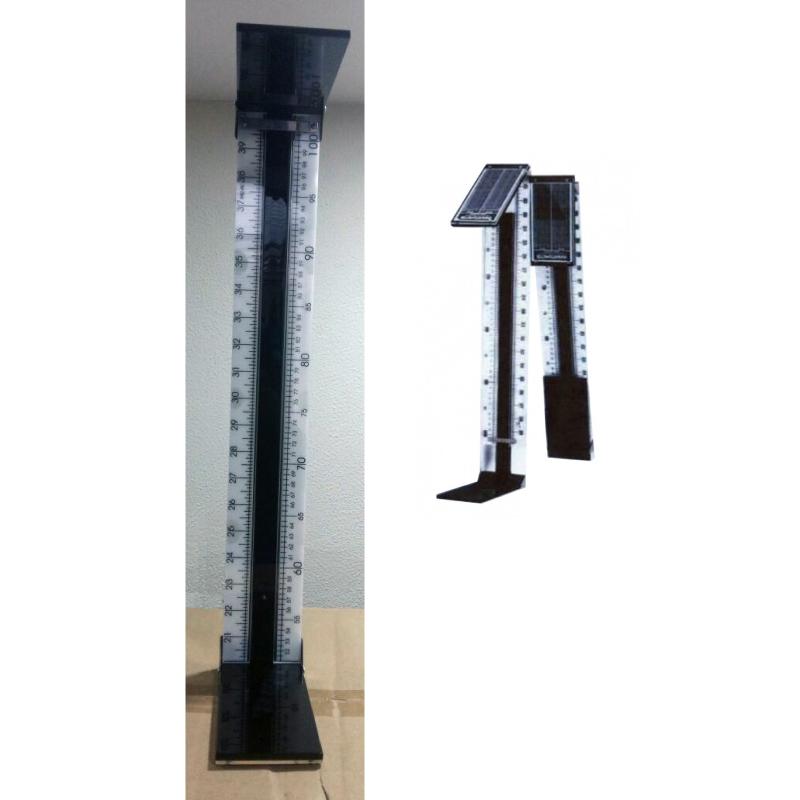 Infantometro en plexiglas 901