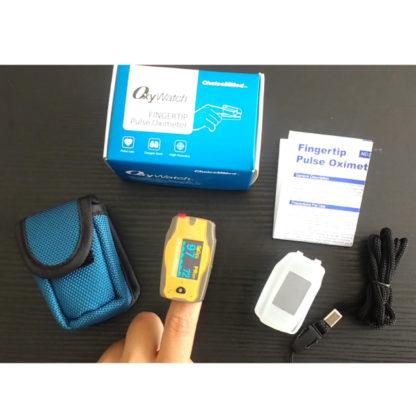 Oximetro pediátrico Choicemmed