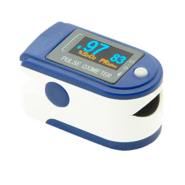 Oximetro de pulso Strong Medical